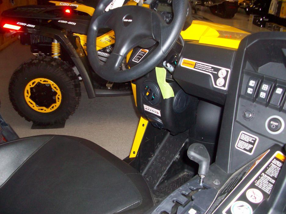 Commander Cab Heater Motoalliance Can Am Commander Forum