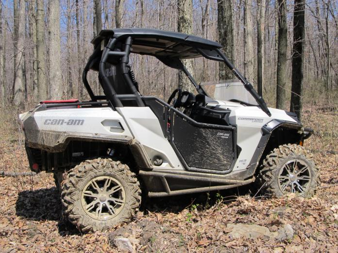 Click image for larger version Name 159.jpg Views 2990 Size 100.5 & New commander ltd with can-am/proarmor doors - Can-Am Commander Forum