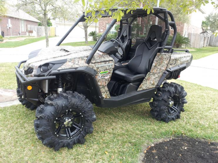 Pics Of My New Camo Xt 3 Quot Lift W 30 Quot Black Mombas Can