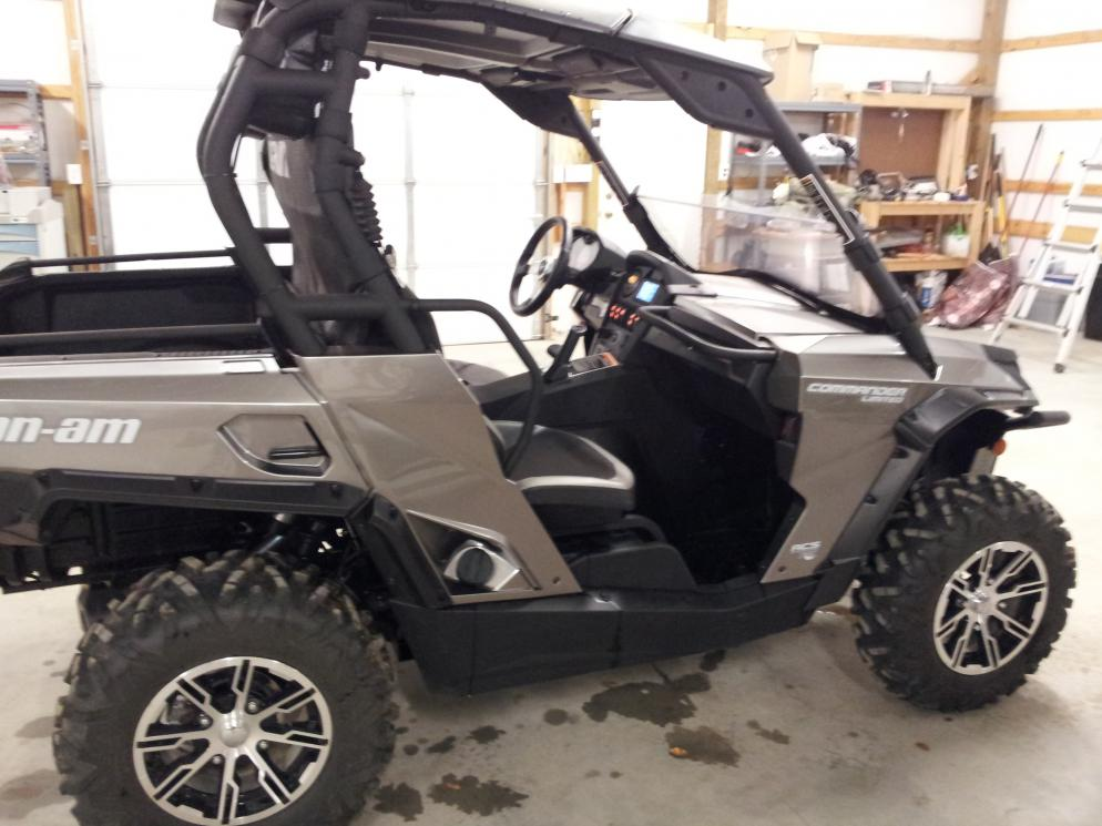 Can Am Commander For Sale >> Can Am Commander 1000 Limited 2013 Can Am Commander Forum