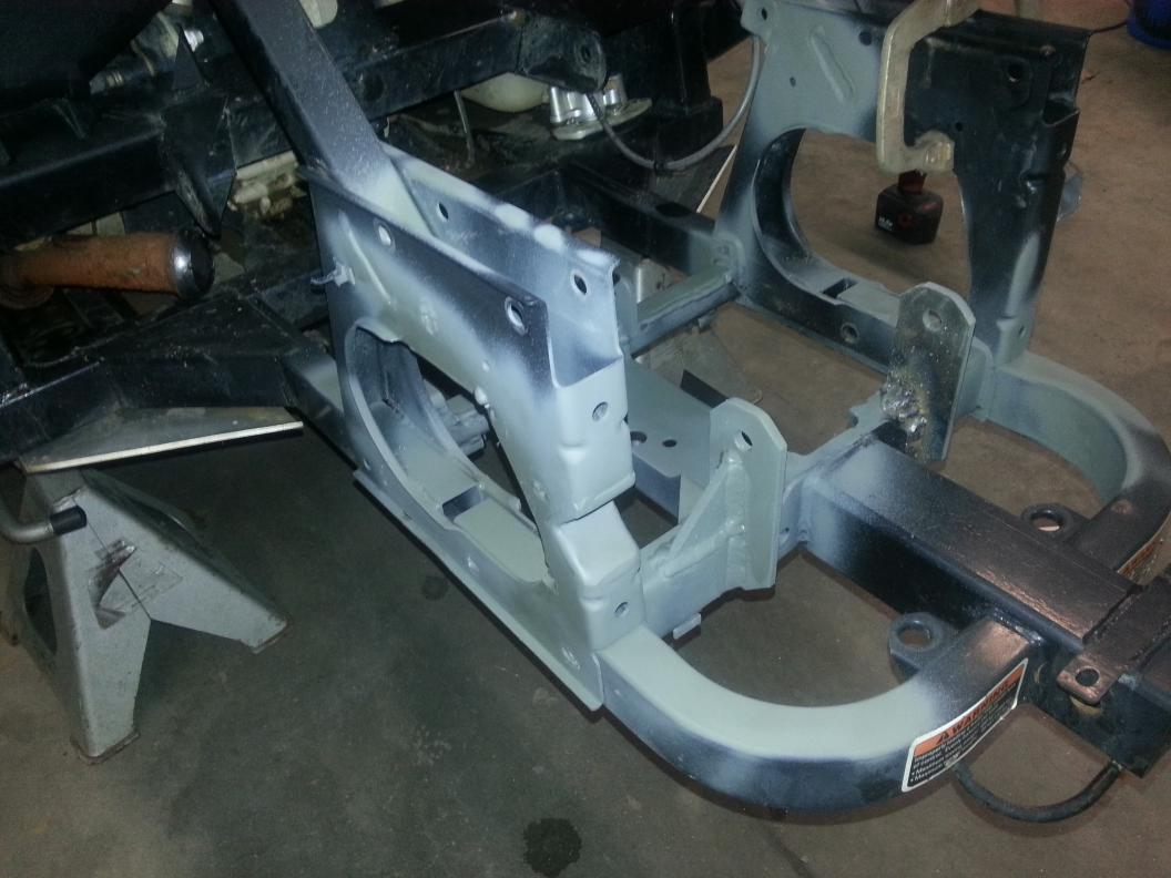 Maverick Rear Diff Install Amp Extended Trailing Arms Can
