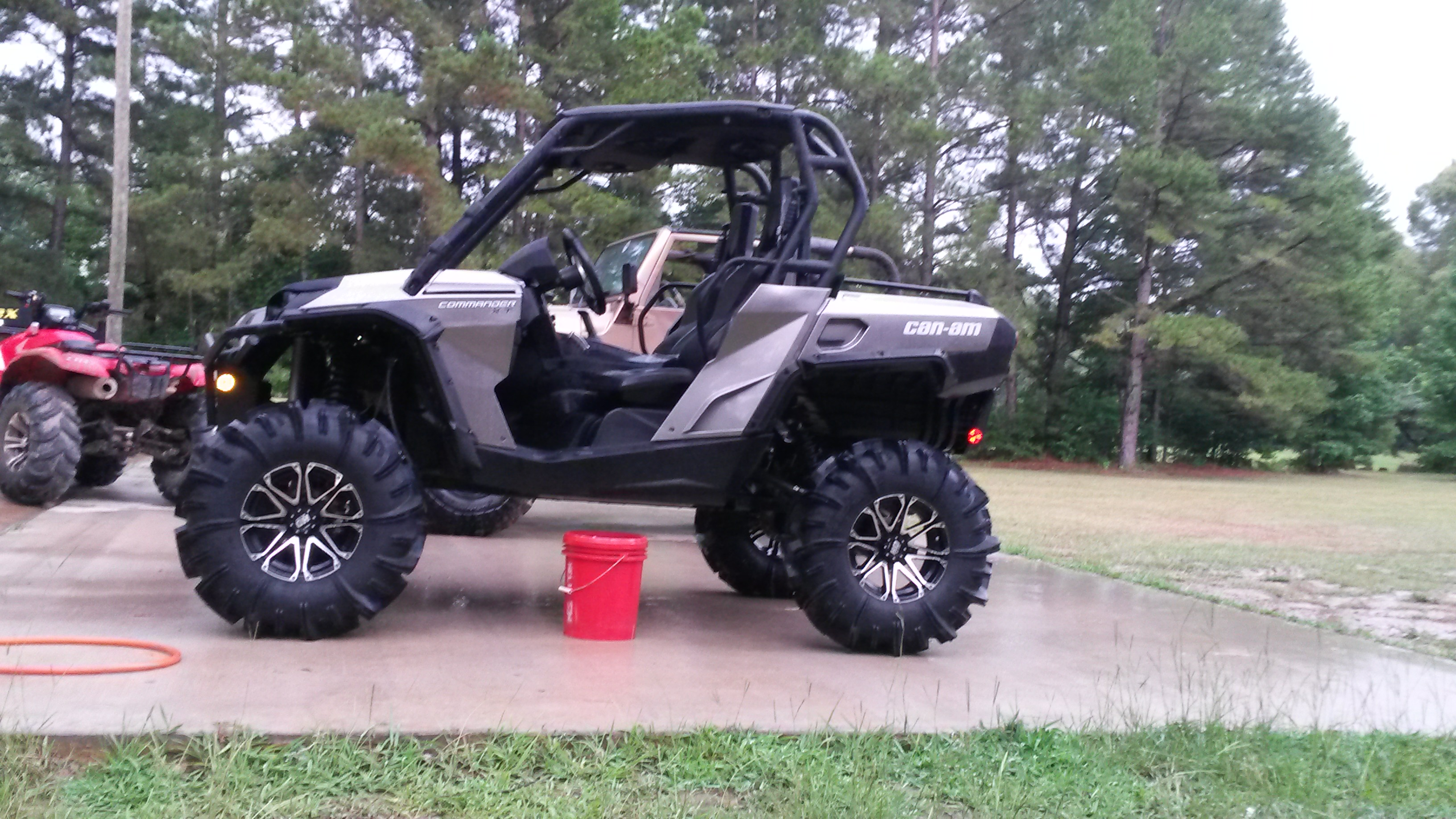Can am commander 1000 limited 2016 for sale - 20140712_191442 Jpg