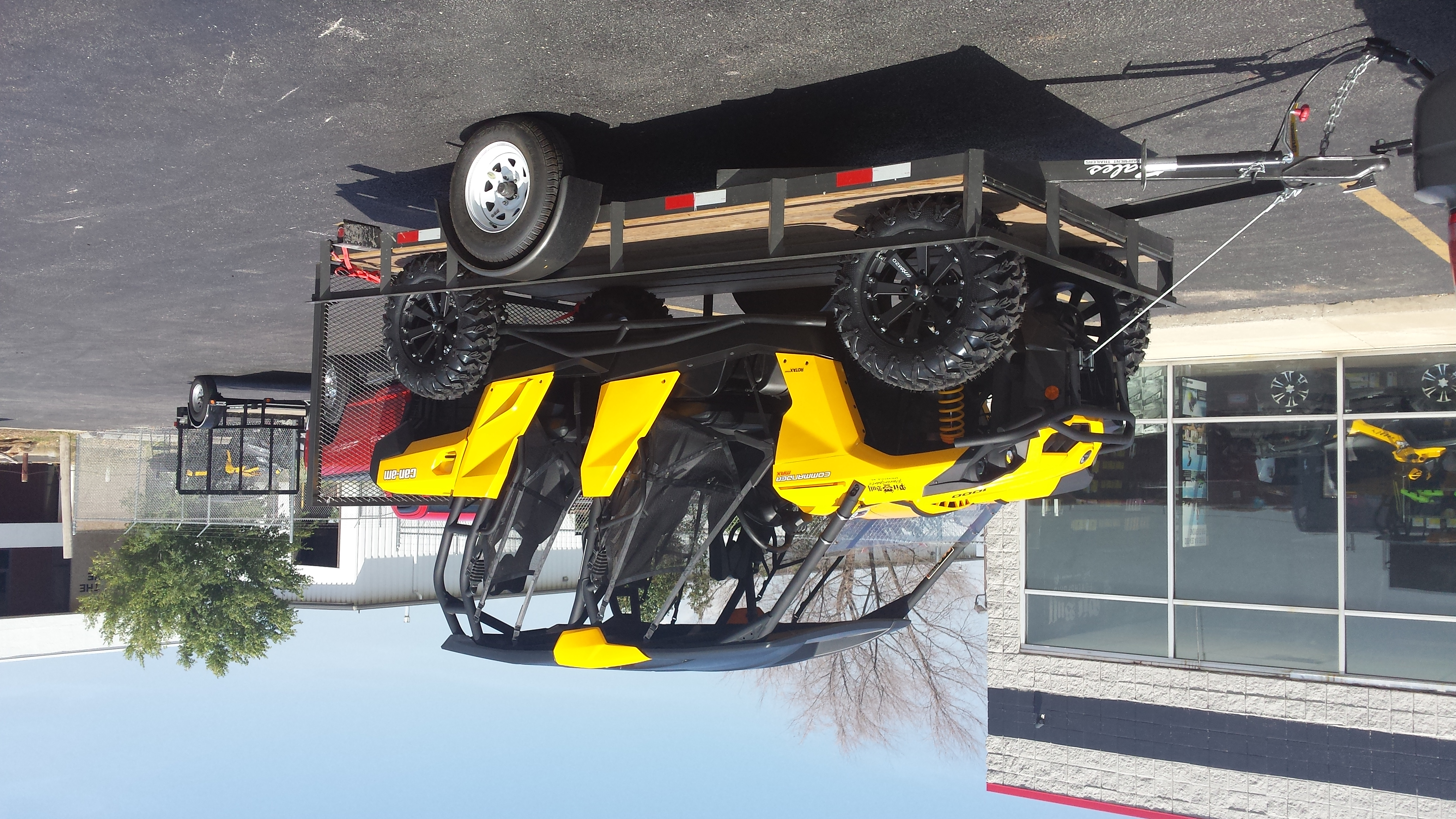 Moving Up To A Max Can Am Commander Forum