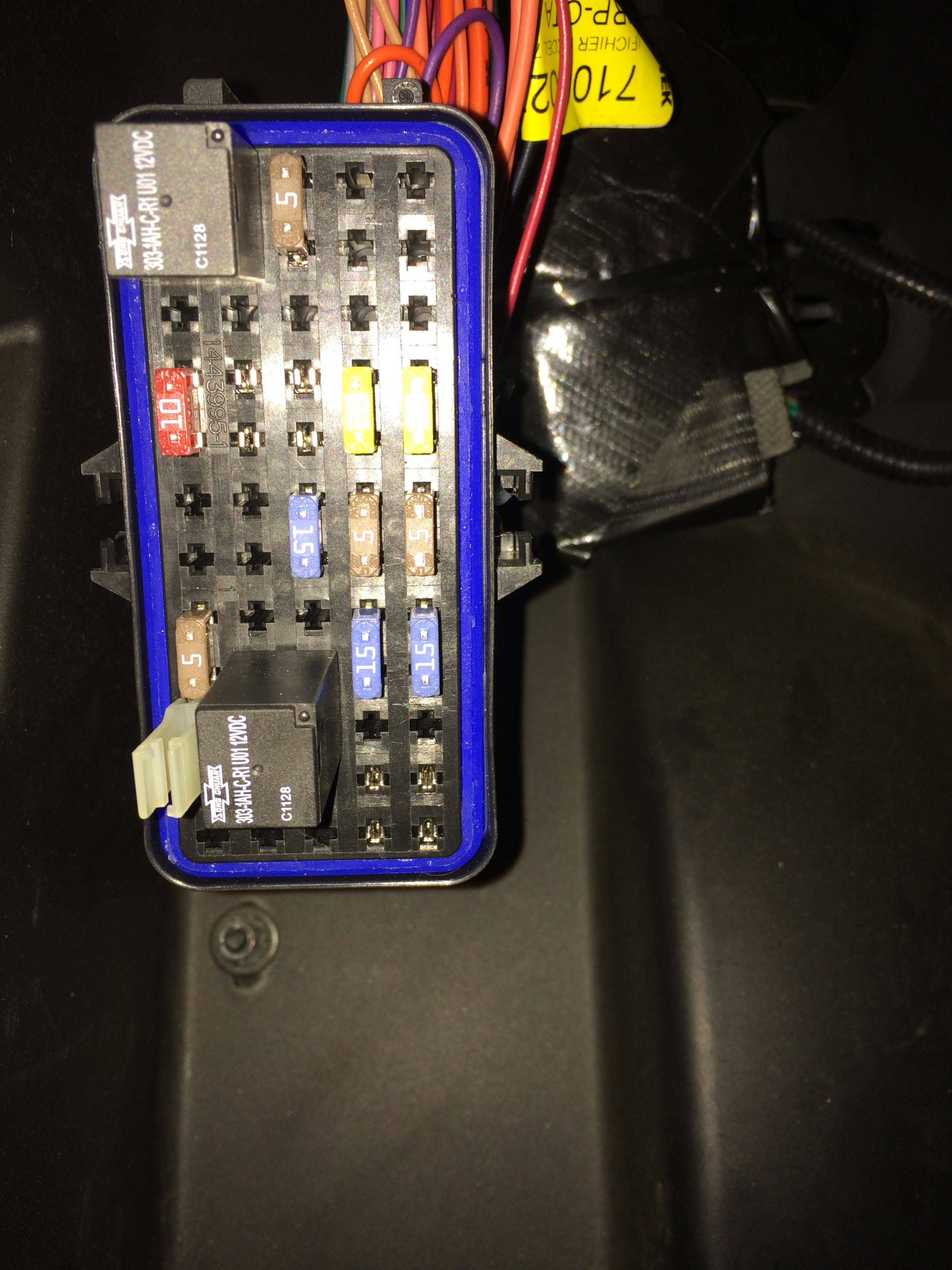 Can Am Commander Fuse Box 25 Wiring Diagram Images Ah 18532d1444453968 Welcome Electric Forum 2015 10 09 220846 To The