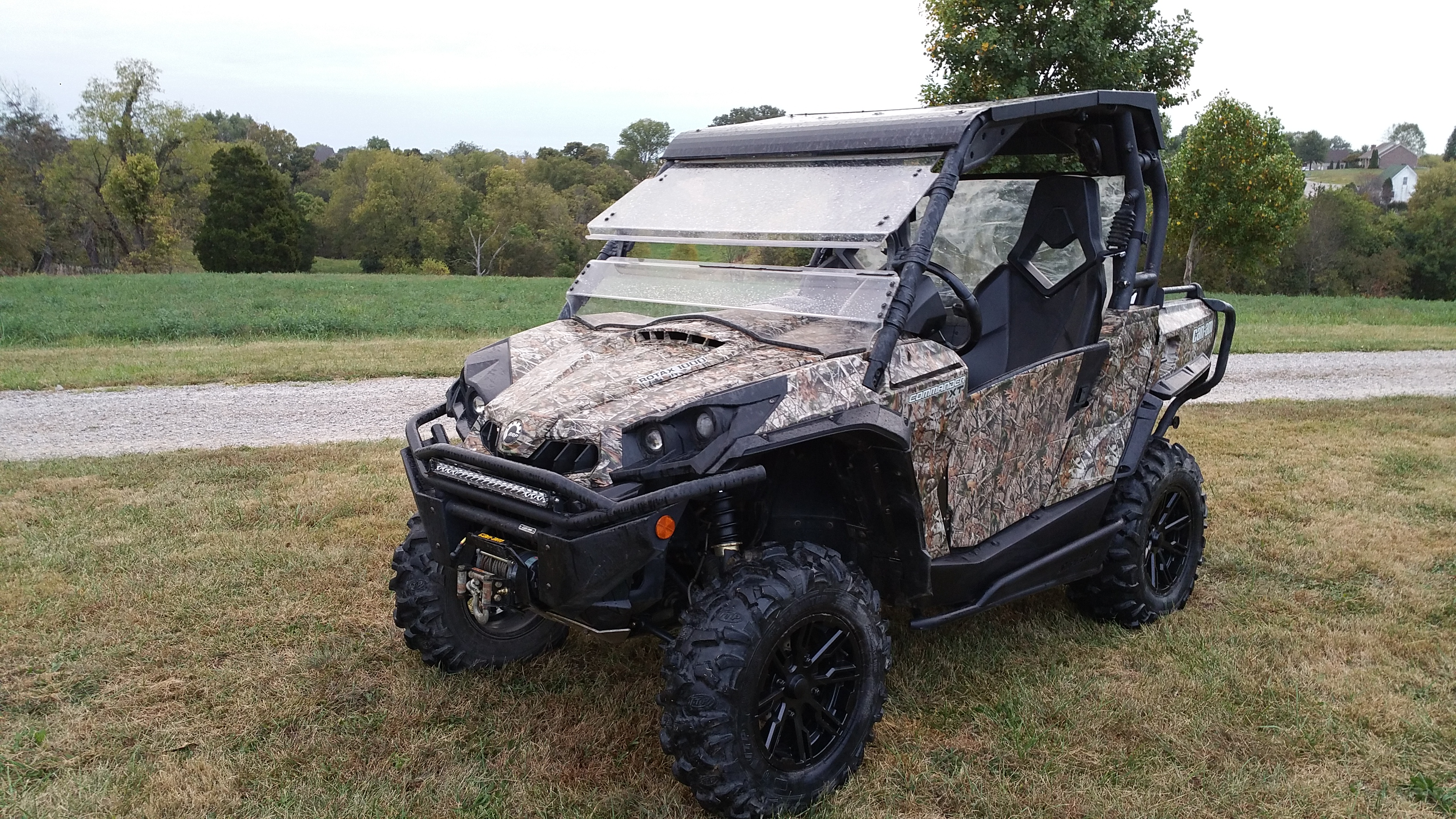 Can Am Commander For Sale >> 2012 Can Am Commander 1000XT camo - Can-Am Commander Forum