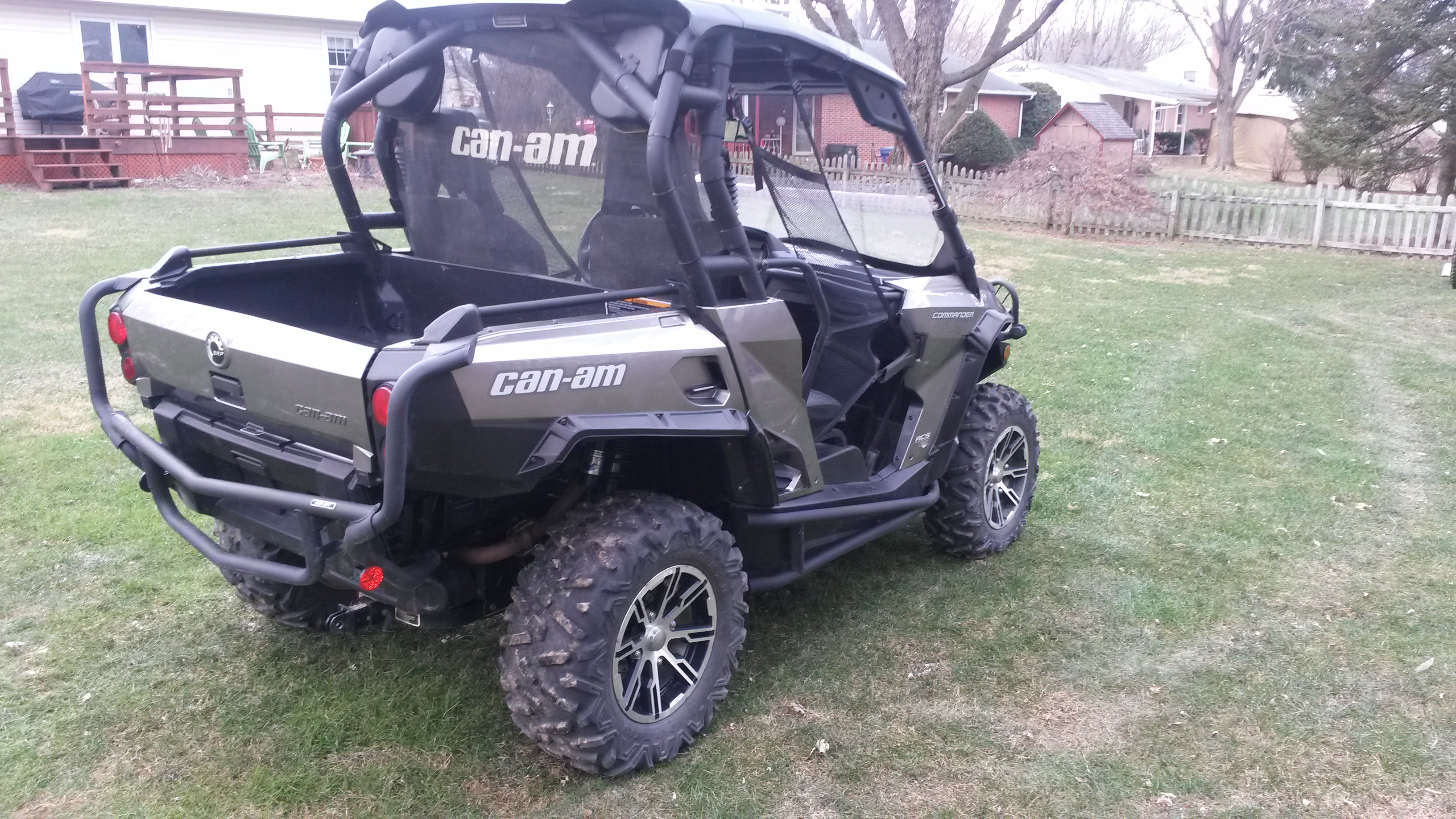 Can am commander 1000 limited 2016 for sale - Click Image For Larger Version Name 2016 01 21 12 31 00