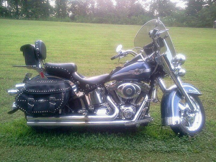 Trade 2003 Harley Davidson Heritage Softail Classic