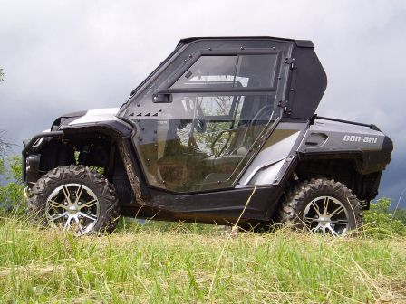 New Hard Cab Available Can Am Commander Forum