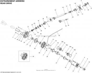 Can Am Outlander Transmission Diagram