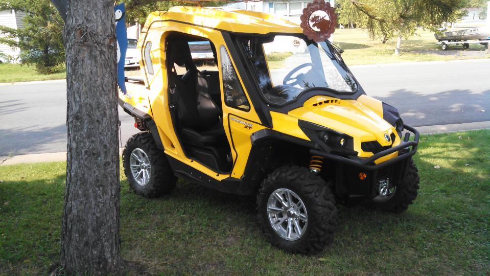 Looking For Cab Can Am Commander Forum