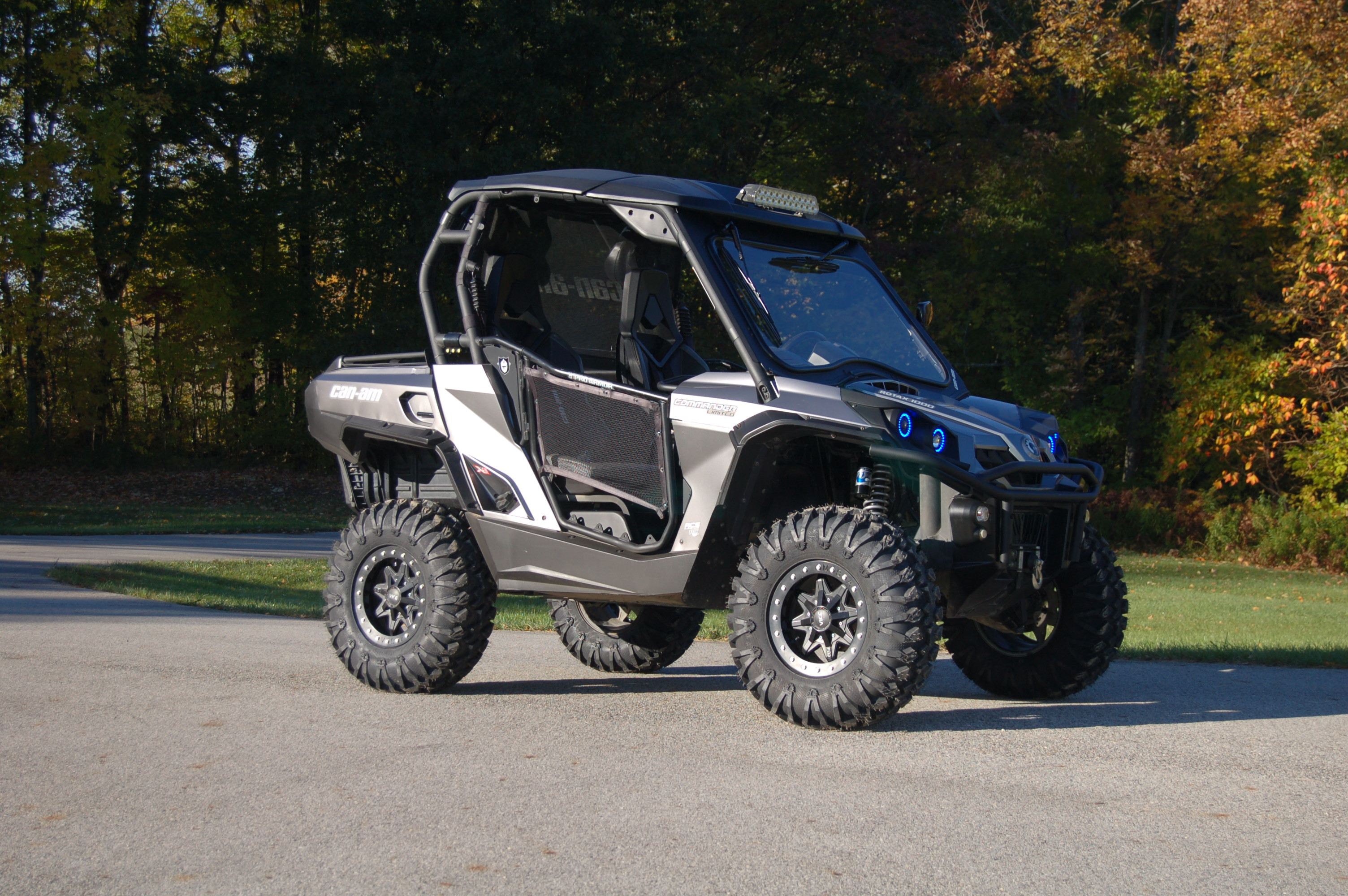 2013 Street Legal Commander Ltd For Sale Page 6 Can Am