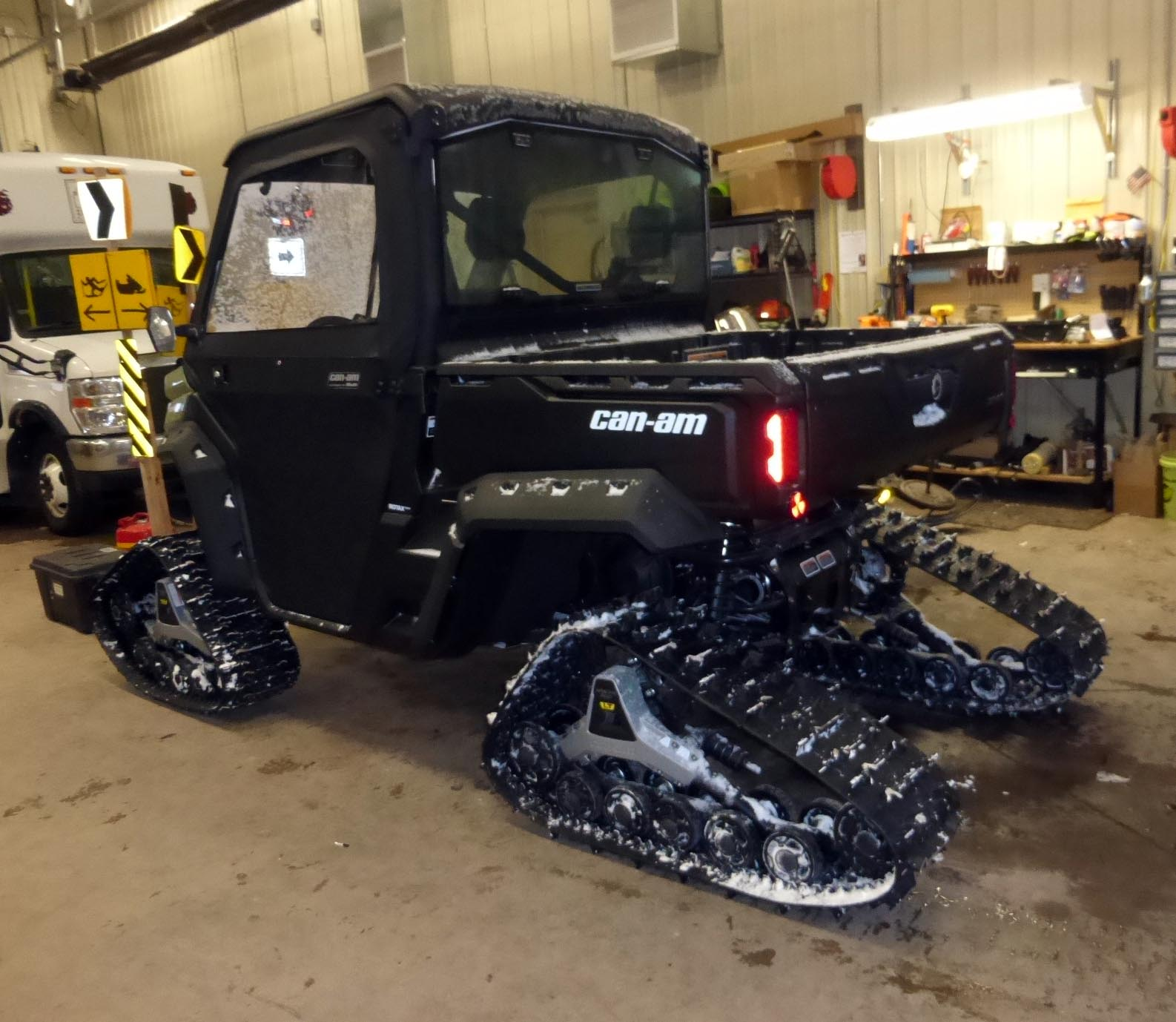 Welcome To The Can Am Defender Forum Can Am Commander Forum