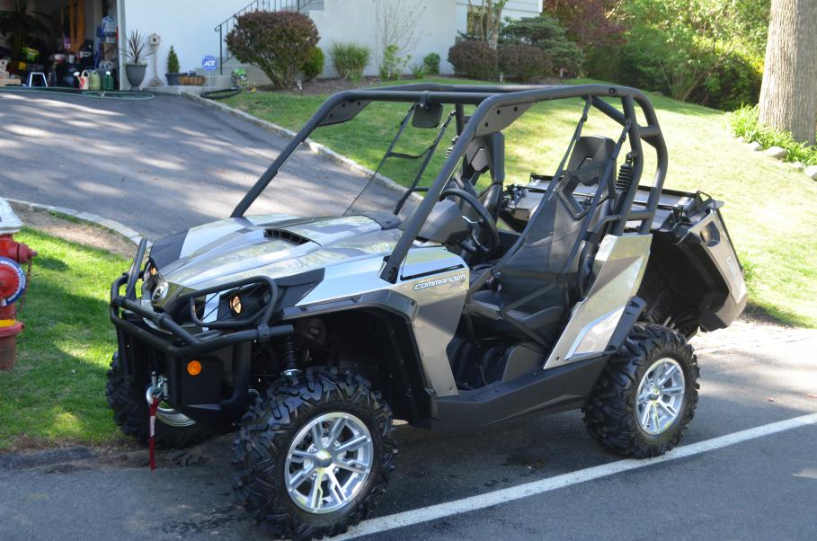 Can Am Commander For Sale >> 2012 Can Am Commander 1000 Xt For Sale Can Am Commander Forum