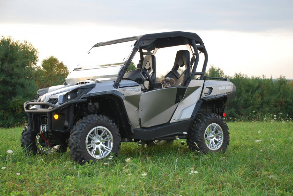 Click image for larger version Name Dsc_01.jpg Views 1495 Size 94.6 ... & TurnKey Doors - Page 2 - Can-Am Commander Forum