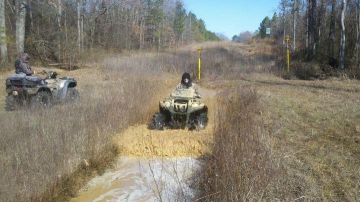 D Four Wheeler Ride Hensley Arkansas Yesterday Img besides Hqdefault as well D Top Atv Choices Screenshot furthermore D Pros Cons Swisher Warn Front Bucket Loader Photo additionally D Predator Engine Parts Predator. on can am atv in mud