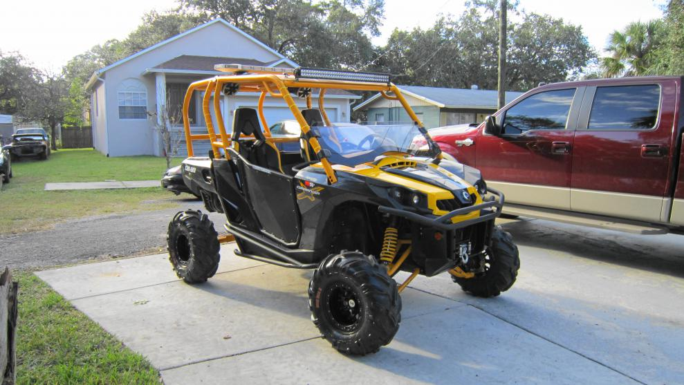 Can Am Commander For Sale >> 2011 commander 1000x with long travel - Can-Am Commander Forum