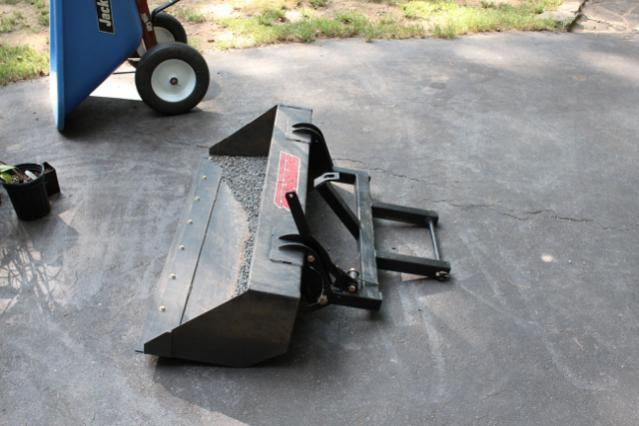 Swisher Dump Bucket Can Am Commander Forum