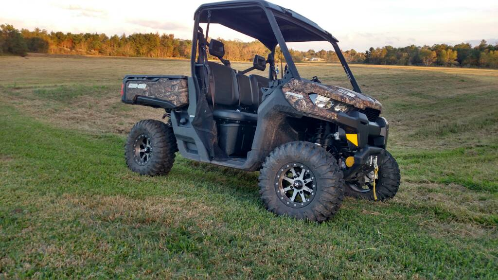 Lifted Can Am Defender >> Let's see those Defender's - Page 3 - Can-Am Commander Forum
