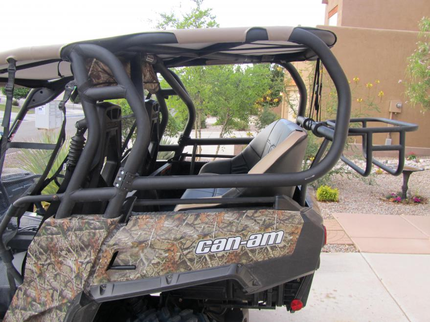 Rear Seat For The Little Ones Can Am Commander Forum