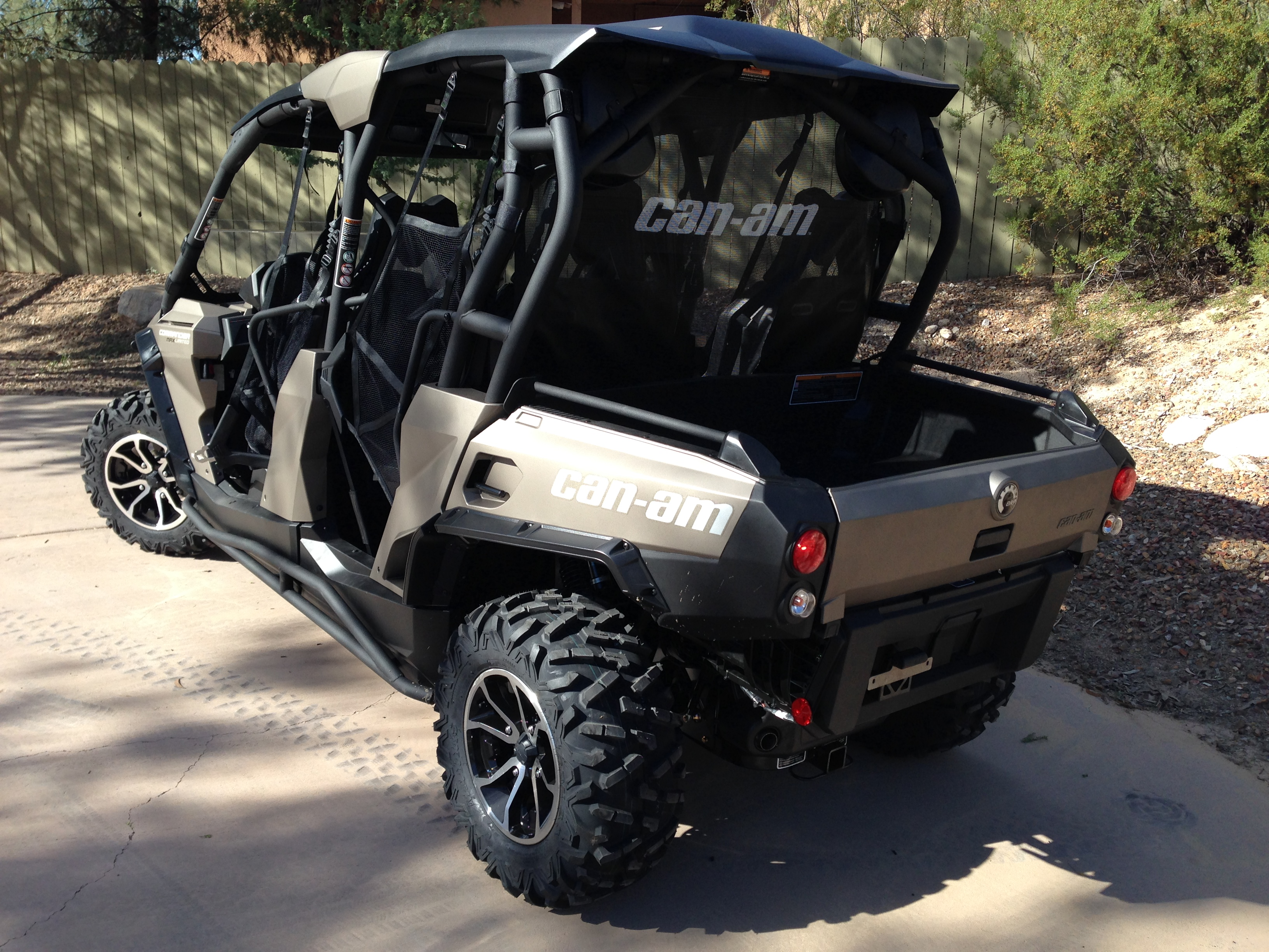 15 Max Limited Can Am Commander Forum