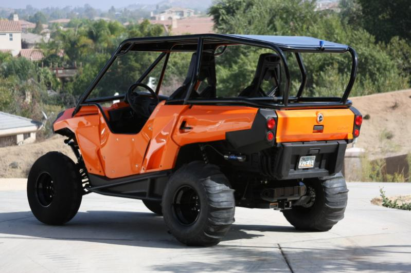 Can Am Commander For Sale >> 2011 Commander 1000 - Custom 3 seat cage and Doors, Custom ...