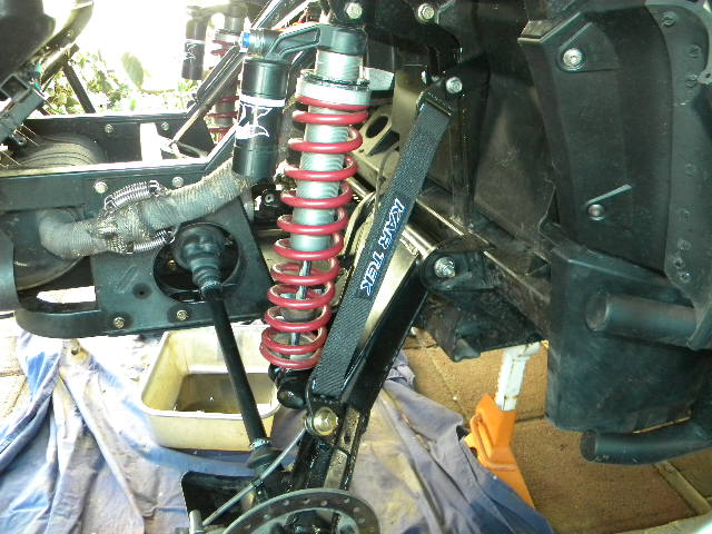 Rear Windshield Wiper >> Clutch kit & limiting straps - Page 2 - Can-Am Commander Forum