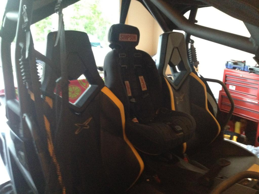 Middle Seat Add In Can Am Commander Forum