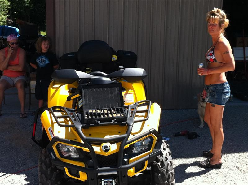 Can Am Commander For Sale >> 2011 Can Am Outlander 650 Max XT - Can-Am Commander Forum