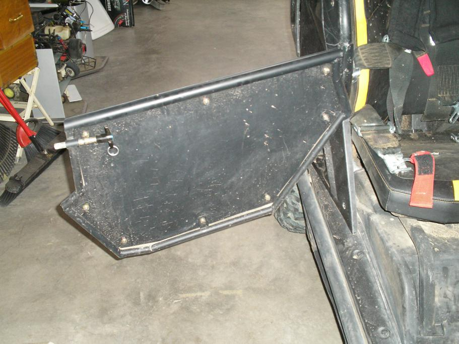 Side By Side Utv >> Homemade Doors - Page 3 - Can-Am Commander Forum