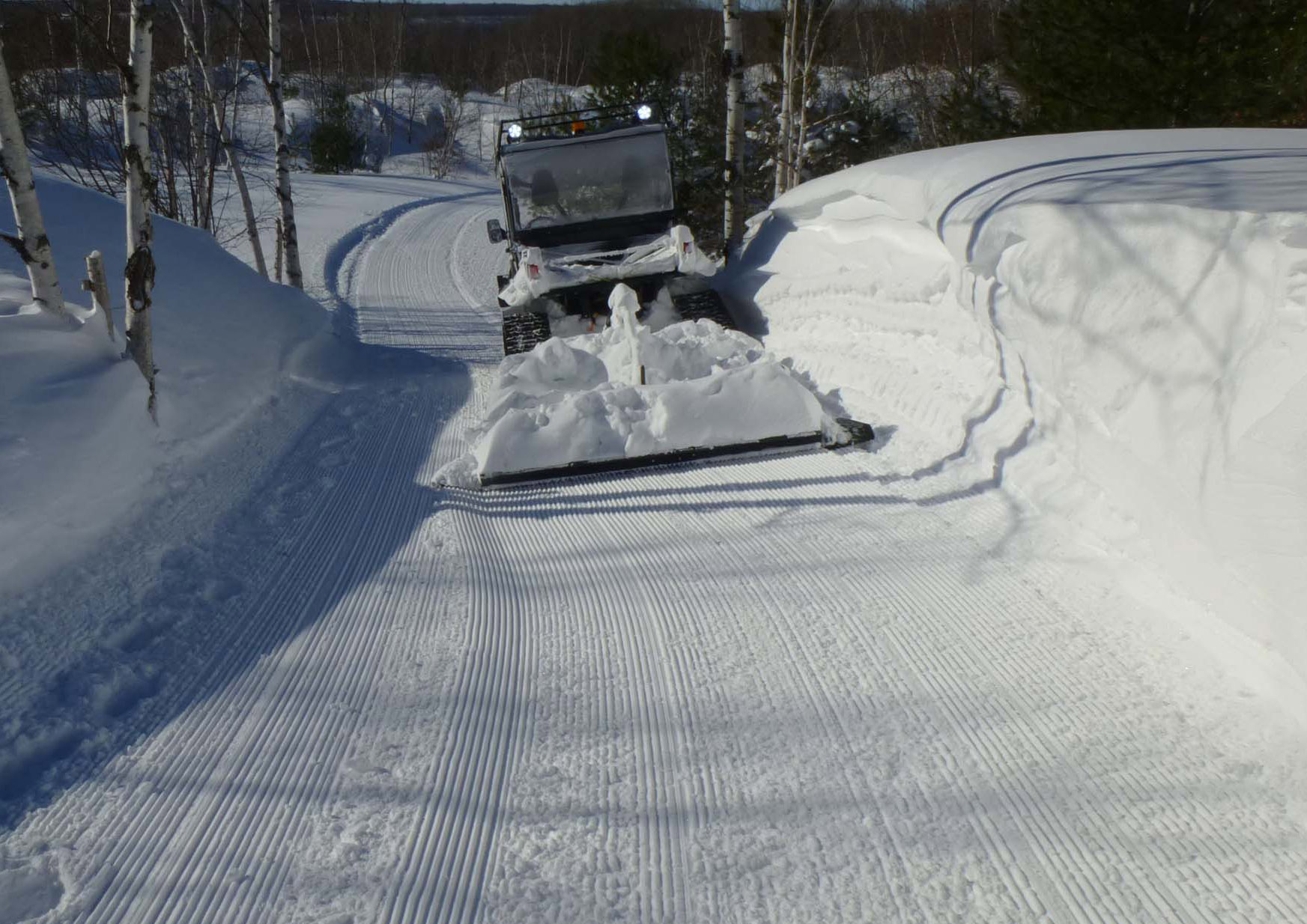 Trail Grooming Reviews Page 4 Can Am Commander Forum