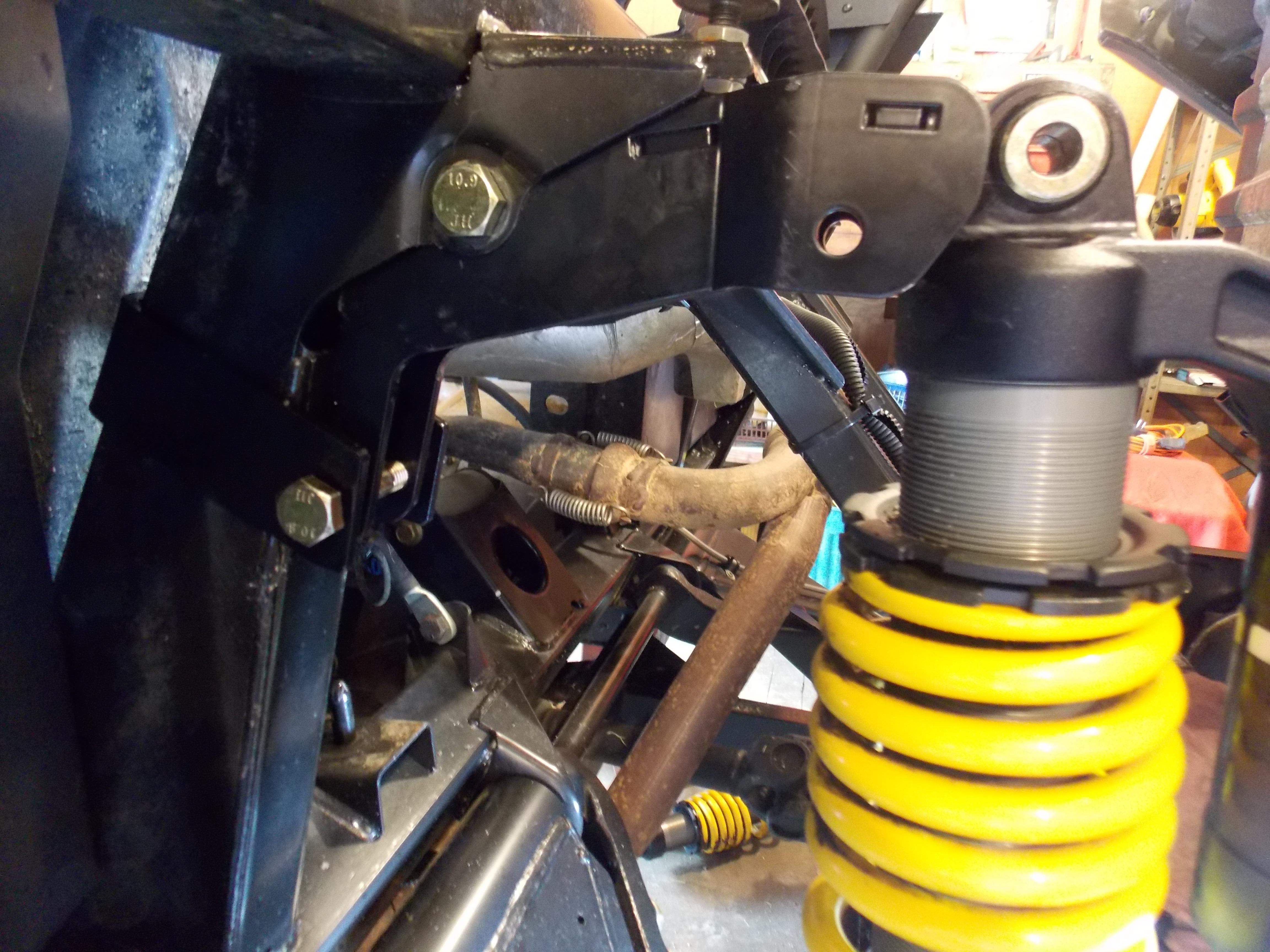 Racer Tech Lift Kit Installation Alert Page 9 Can Am