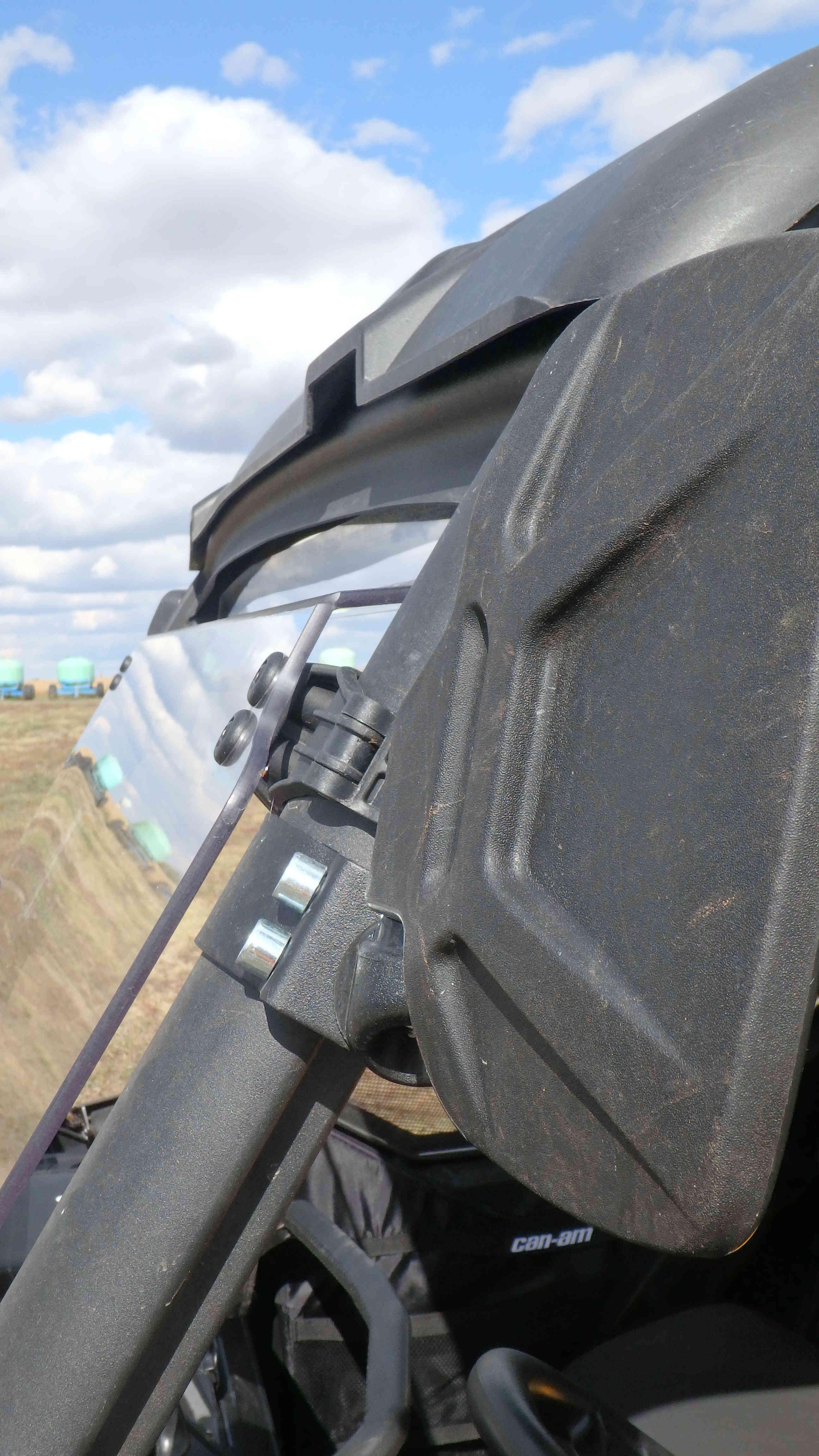 UTV rear view mirror For 2016 Can-Am Defender DPS HD10~Seizmik 18054