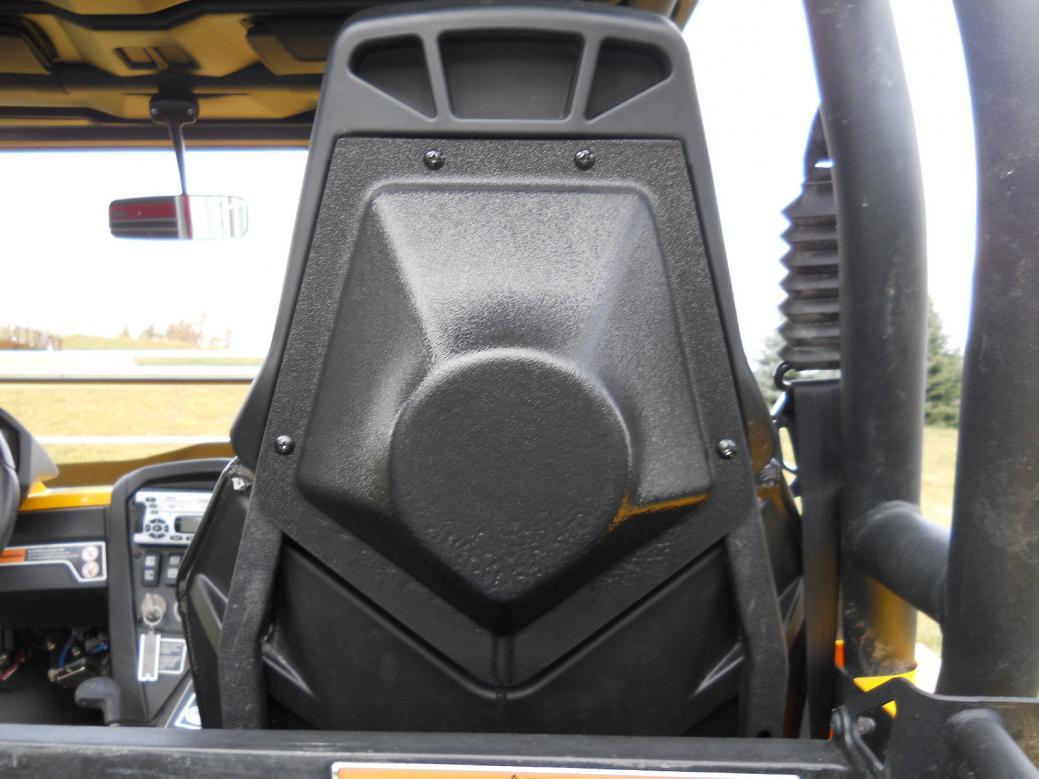 Seat Speaker Enclosures Page 3 Can Am Commander Forum