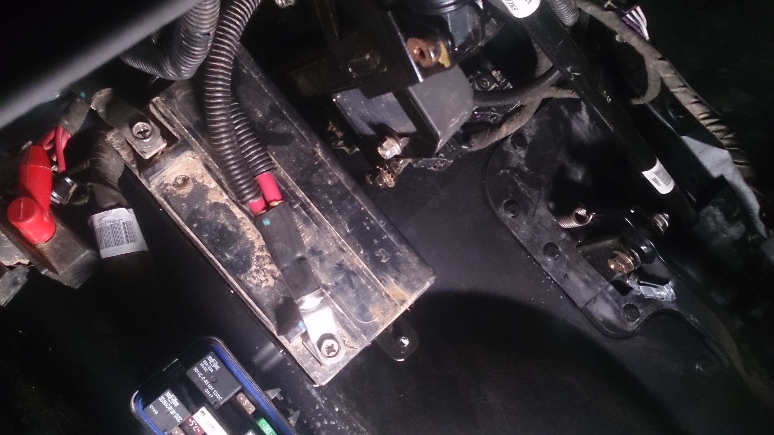 Frame Swap Electrical Issues Can Am Commander Forum