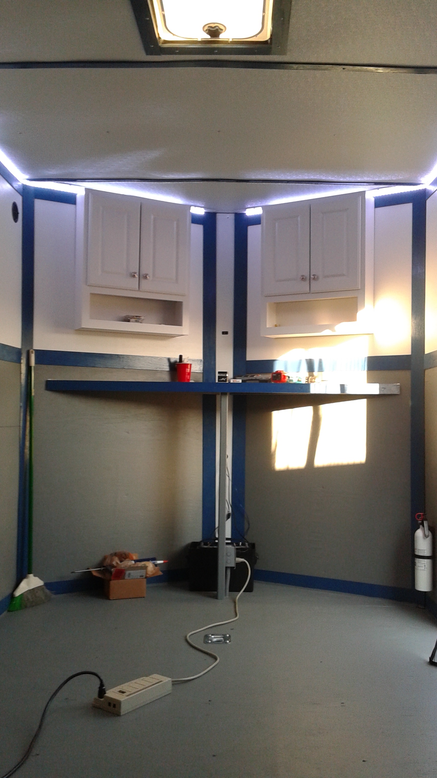 Lets See Your Enclosed Trailer Setup Page 5 Can Am