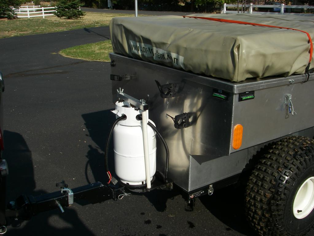 Used Mud Tires For Sale >> Go Anywhere tent camper - Can-Am Commander Forum
