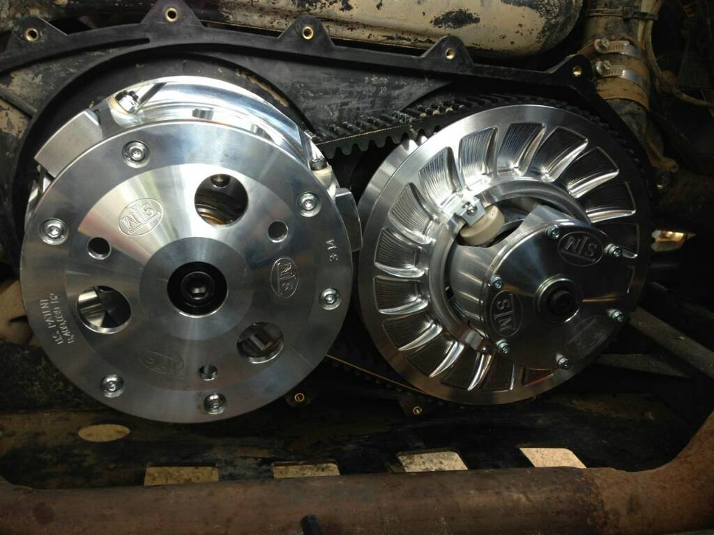 Can Am 1000 >> Maverick primary clutch - Can-Am Commander Forum