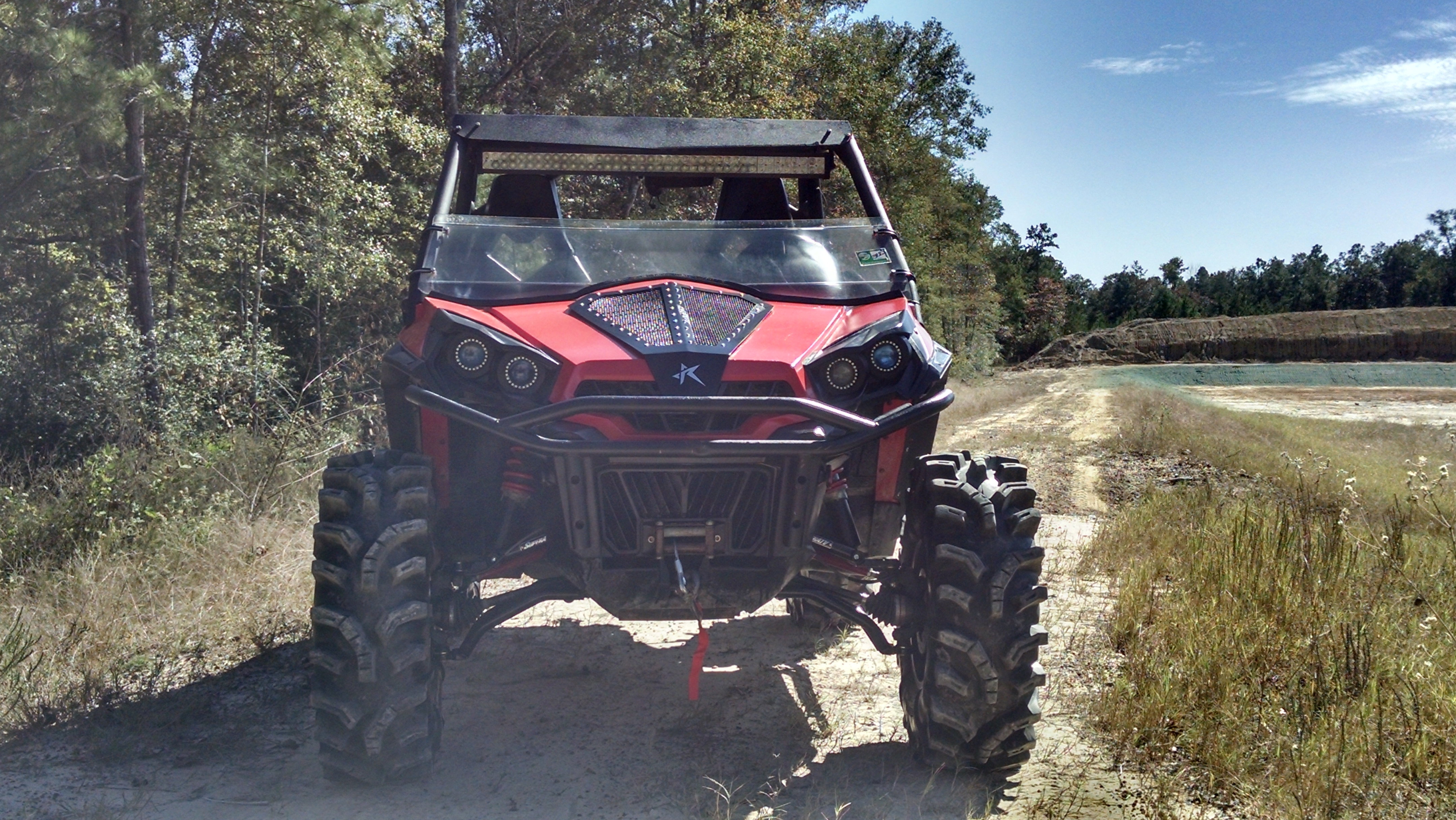 Can Am Commander For Sale >> SuperAtv a-arms and extended trailing arms? - Can-Am ...