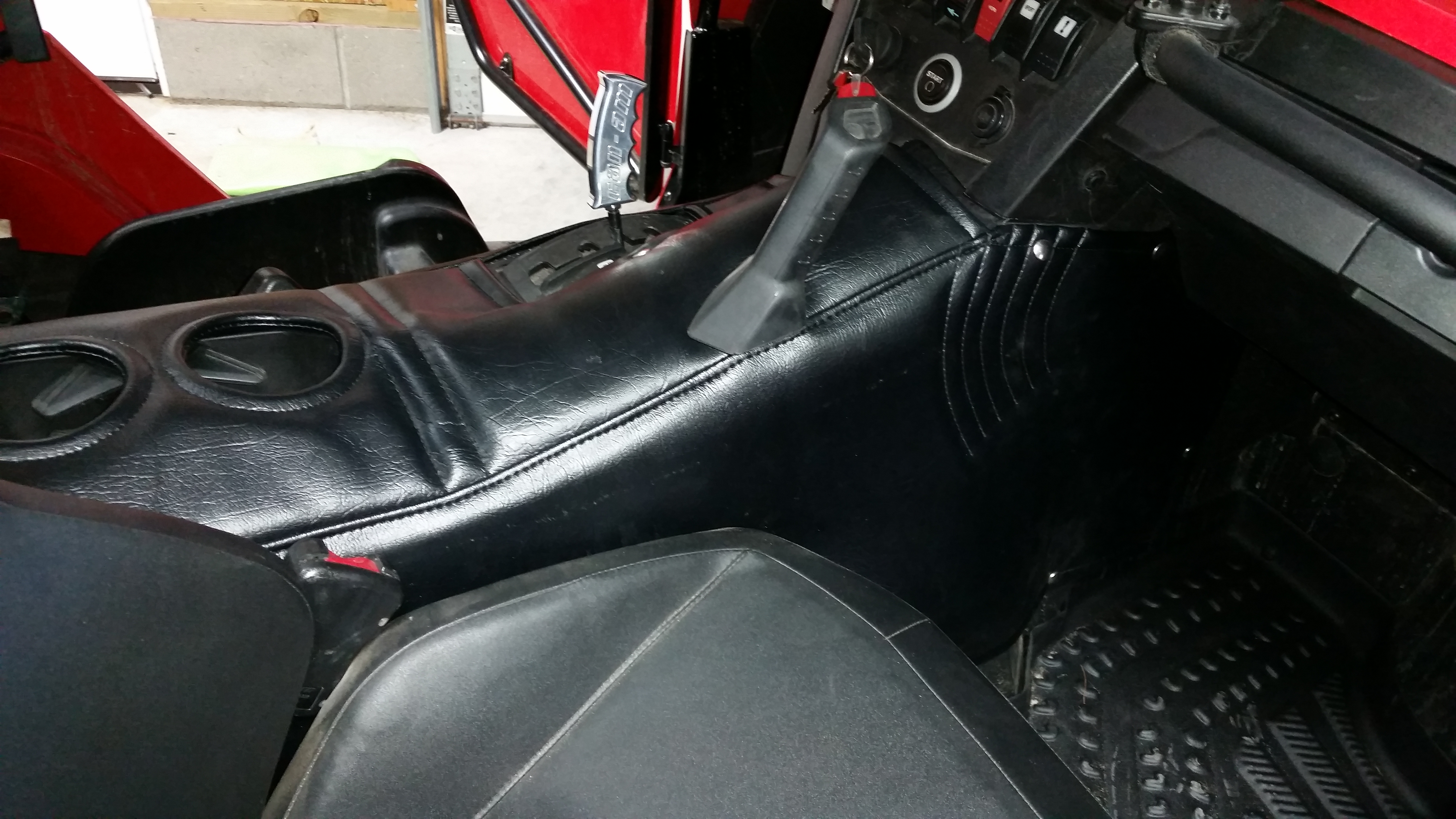 Insulated Console Cover Update Page 11 Can Am
