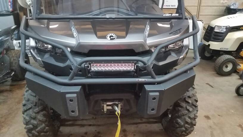 Defender Hd8 Or Hd10 Reviews Can Am Commander Forum