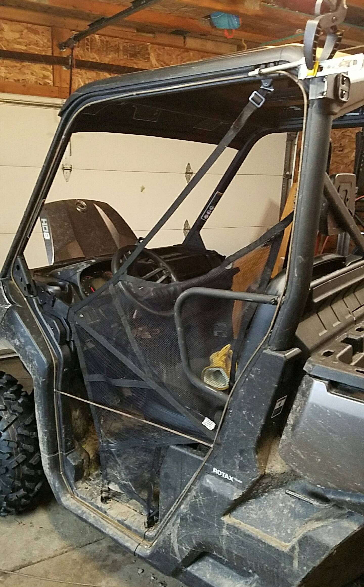 Click image for larger version Name VZM.IMG_20161224_142013.jpg Views 871 Size & Diy-Doors - Can-Am Commander Forum